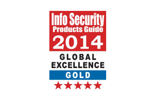 My Endpoint Protector, Gold Winner en la categoría Soluciones SaaS / Cloud en Global Excellence Awards 2014