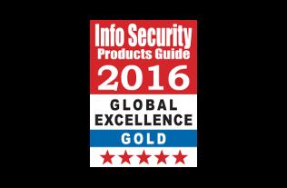 Endpoint Protector 4 es Gold Winner por segundo año consecutivo en Info Security PG's Global Excellence Awards 2016 en la categoría de Seguridad de Base de Datos, Prevención de Fuga de Datos/ Prevención de Extrusión