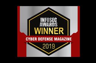 CoSoSys ganó el premio Hot Company Data Loss Prevention InfoSec 2019, organizado por la revista Cyber Defense