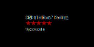 Clasificación Espectacular de los editores de CNET