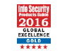 Endpoint Protector 4 es Gold Winner por segundo año consecutivo en Info Security PG's Global Excellence Awards 2016
