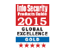 Endpoint Protector 4 ha sido nombrado Gold Winner en Info Security PG's Global Excellence Awards