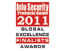 Endpoint Protector Hardware Appliance ha sido elegido como finalista en Info Security Products Guide's Global Excellence Awards, en la categoría de Seguridad del Puesto de Trabajo
